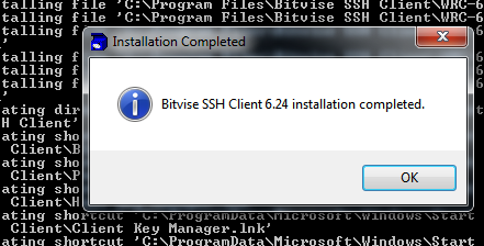 Download Bitvise SSH Client Versi 6.2.4