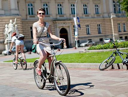Велосипед для похудения, здоровья и отличного настроения спорт и.