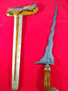 Sengkelat-Luk-13-Mataram-Sultan-Agung-pusaka-mustika-bertuah-ampuh-sakti-jimat