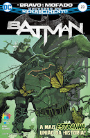 DC Renascimento: Batman #23
