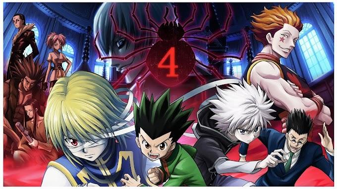 Hunter × Hunter: Phantom Rouge BD [MOVIE]