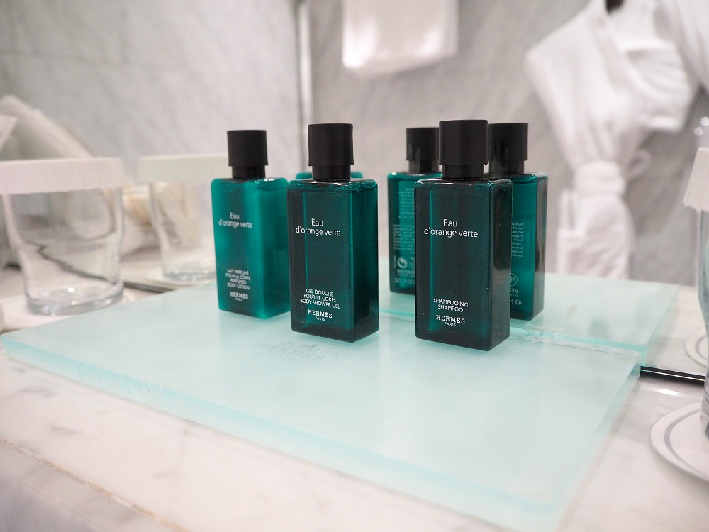 hotel lumen toiletries