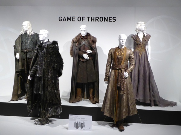 Game of Thrones TV costumes