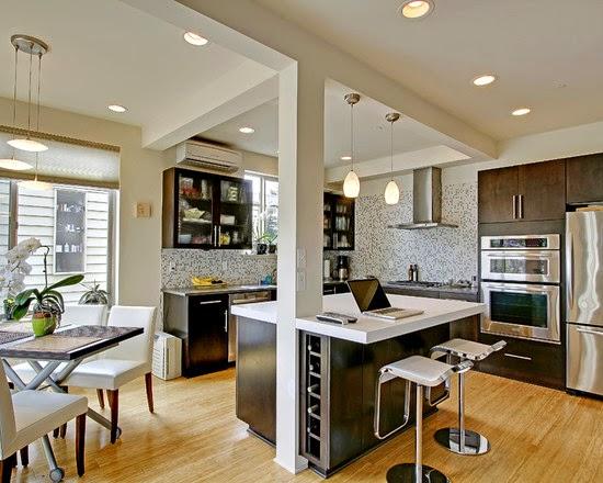 Hogares frescos dise o interior para apartamento tipo for Apartamentos de diseno pequenos