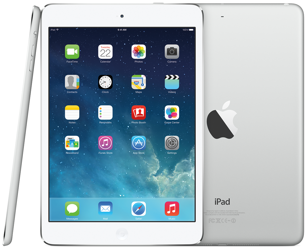 Apple iPad Mini 2 officially announced - Now with a Retina Display and powerful hardware