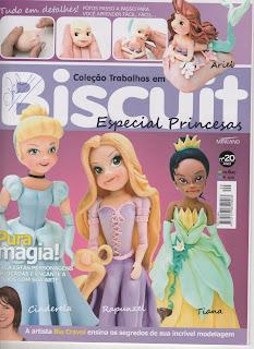 Biscuit Nro. 20 Especial Princesas