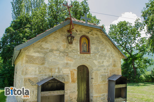 Monastery St. Peter and Paul Crnovec village, Bitola municipality, Macedonia