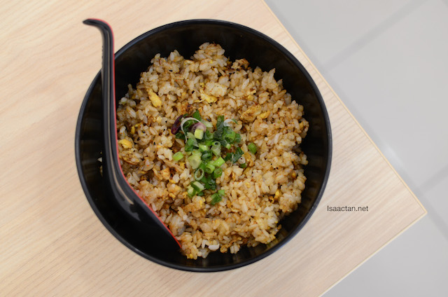 Garlic Fried Rice – RM16.90