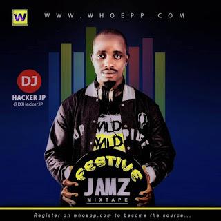 Mixtape || DJ Hacker JP - Festive Jamz