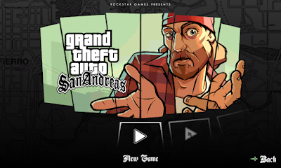 GTA San Andreas (SA) Lite Apk+Data