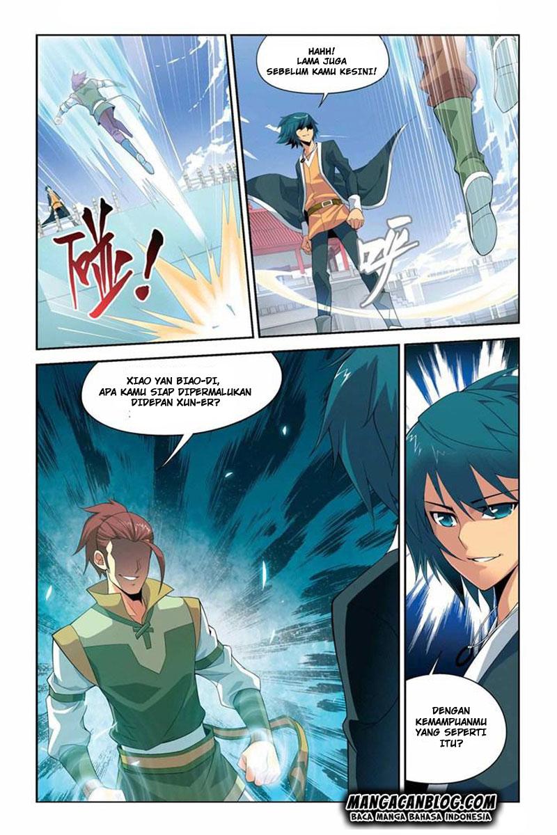 Battle Through Heaven Chapter 11-5