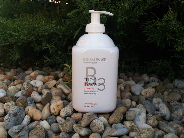 For Life & Madaga| Body Shampoo with Minerals
