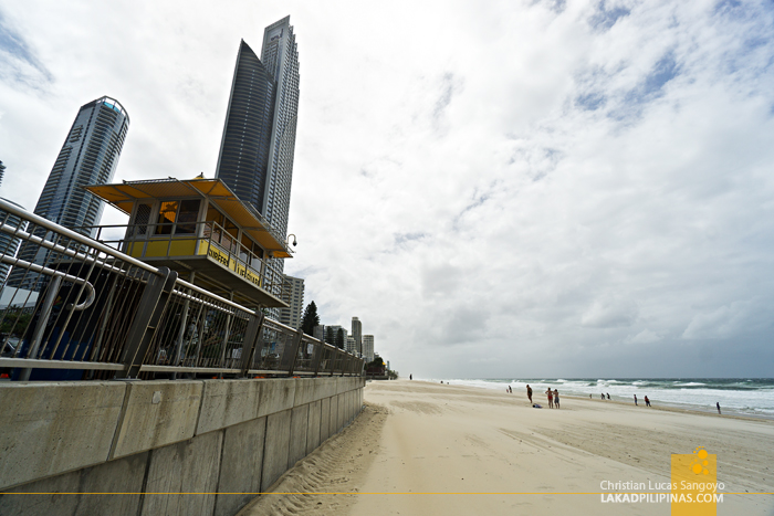 Surfers Paradise Gold Coast Beach