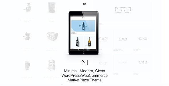 Minishop Multipurpose Marketplace WordPress Themes
