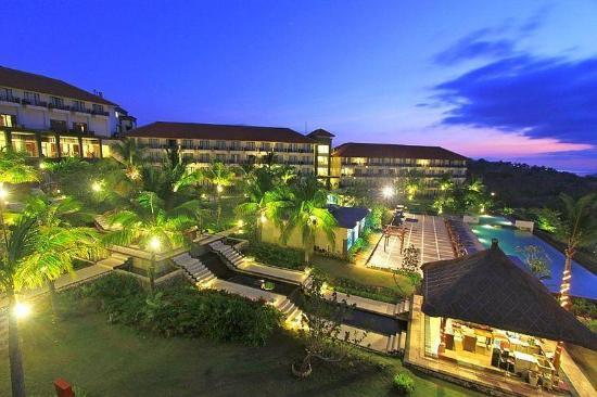 Dijual Hotel Bintang 4 Pecatu Bali