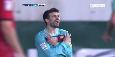 LFP-Week-30 : Mallorca 0 vs 2 Barcelona 24-03-2012