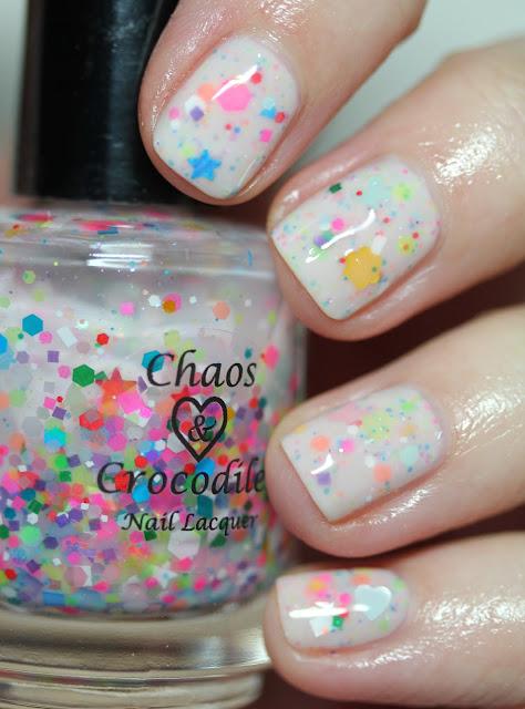 Chaos & Crocodiles Harmonious Sheer