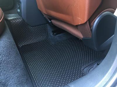 Thảm lót sàn Audi A4
