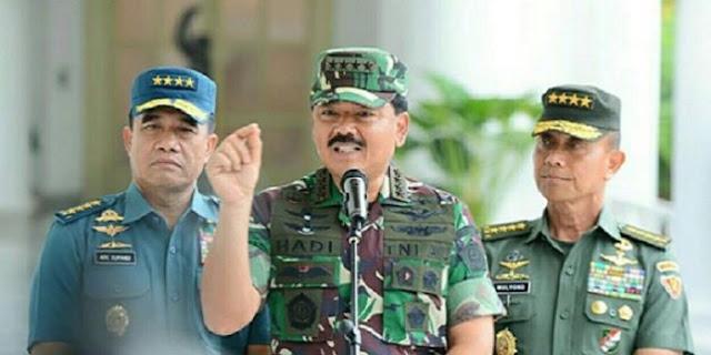Giliran Panglima TNI Komentari Celotehan 'Sadis' Amien Rais yang Bilang Rezim Sekarang Bangkitkan PKI, Faktanya.....