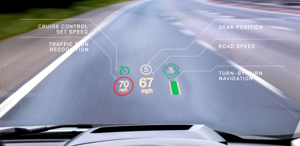 S&T | Jaguar Land Rover Adopted Cambridge Holographic Technology
