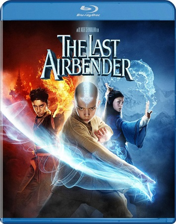 Poster Of The Last Airbender 2010 Dual Audio 300MB BRRip 480p Free Download Watch Online