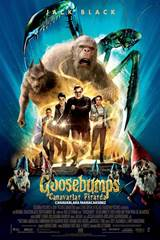 Goosebumps: Canavarlar Firarda (2015) 1080p Film indir
