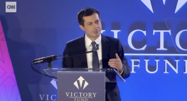 Buttigieg to Mike Pence: You don't have a problem with me being gay, you have a problem with my creator