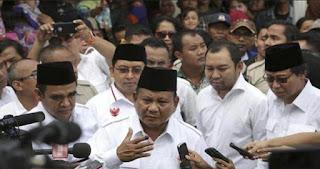 Prabowo Bakal Temui 10 Aktivis Terduga Makar yang Ditangkap Kepolisian