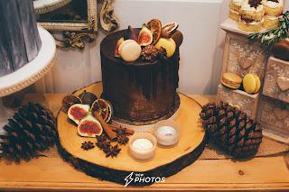 Hygge wedding cakes