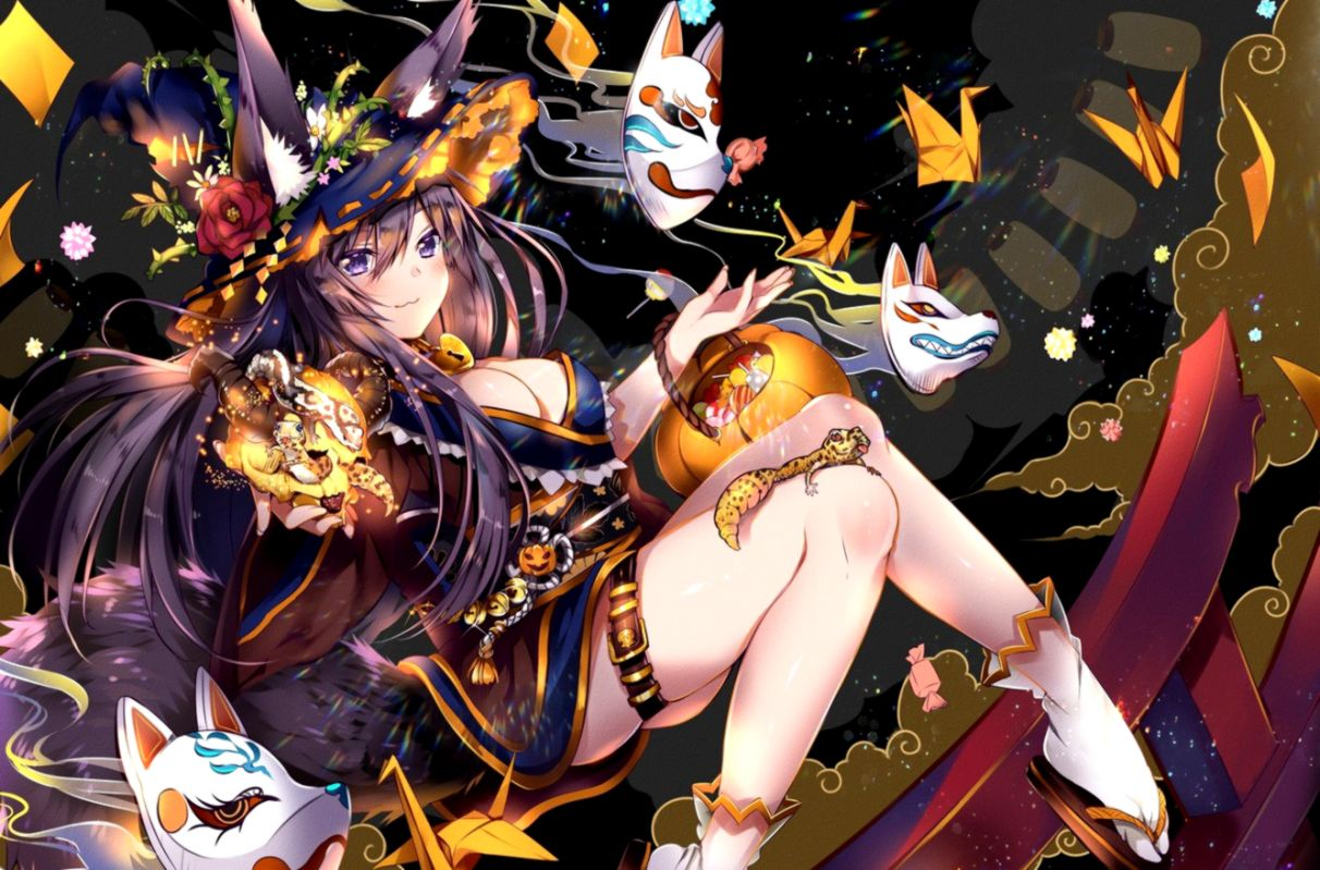 Halloween Anime Boy Wallpaper All In One Wallpapers