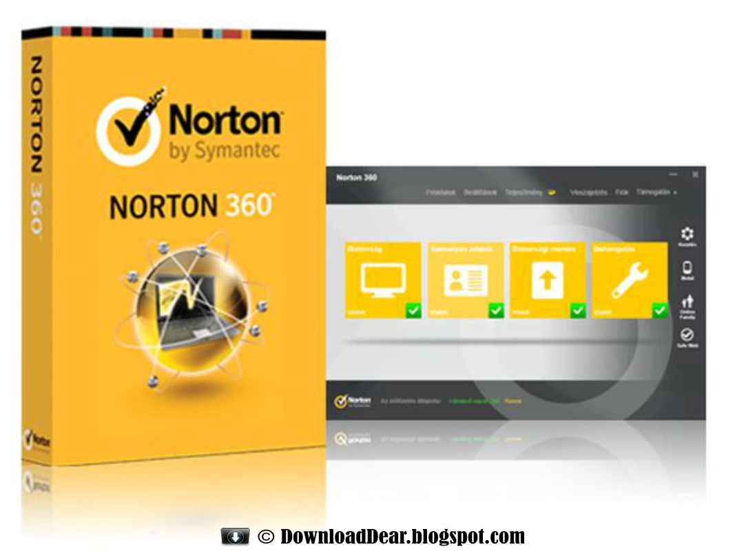 norton 360 premier download