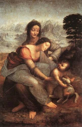 A Virgem do Rochedo - Leonardo Da Vinci | O maior artista de todos os tempos