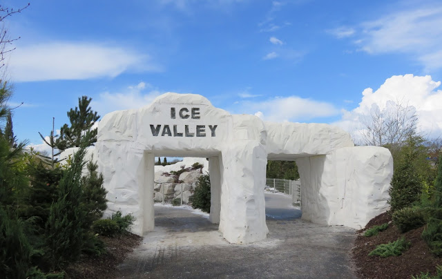 Tayto Park - Ice Valley