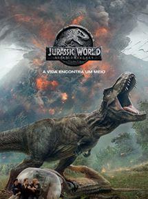 Jurassic World: Reino Ameaçado 2018 - Legendado