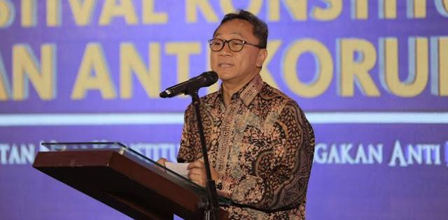 Ketua MPR: Kalau Impor Bersamaan Panen Raya Harga Bisa Hancur