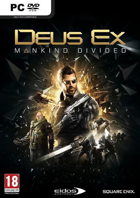 Deus Ex Mankind Divided ESPAÑOL Descargar Full