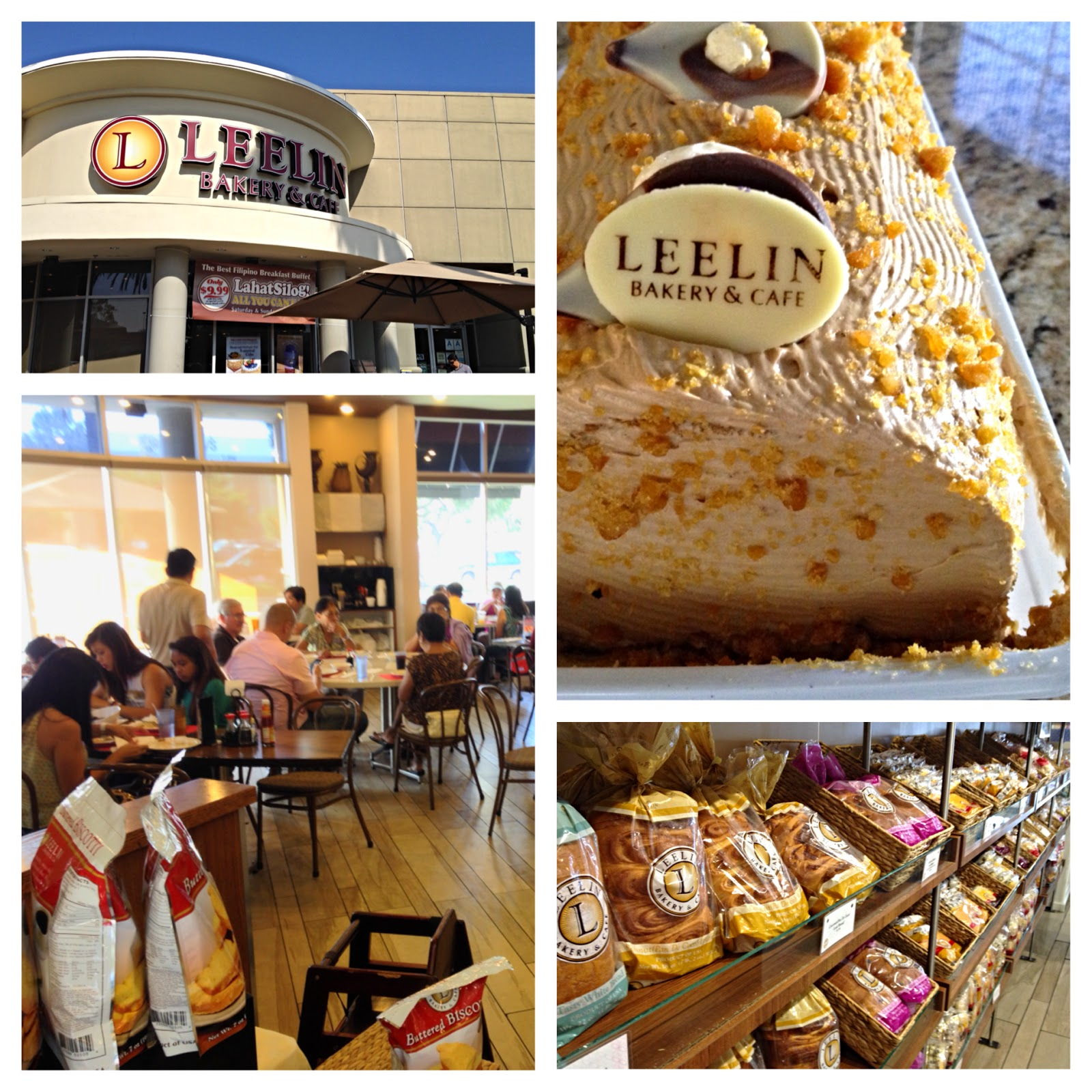 Leelin Bakery Cafe Los Angeles Ca
