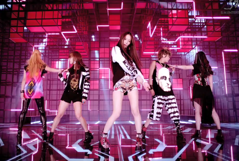 Oddness/Weirdness: Shoe Porn: How to Get f(x)'s Edgy ... F(x) Electric Shock