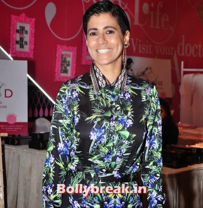 Sapna Bhavnani, Esha Gupta at ELLE Carnival For A Cause Events