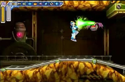Download Rockman X Irregular Hunter ISO PSP PPSSPP