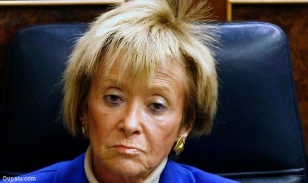 María Teresa Fernández de la Vega (PSOE)