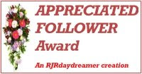 Appreciated Follower Award