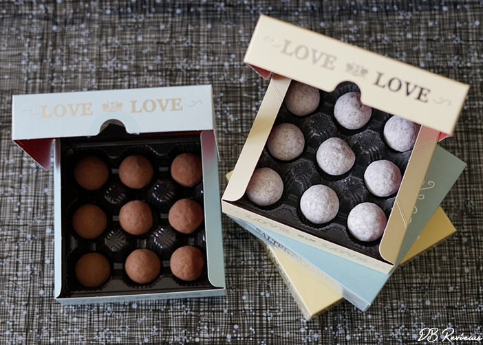 Luxury Truffles from Beech's Fine Chocolates