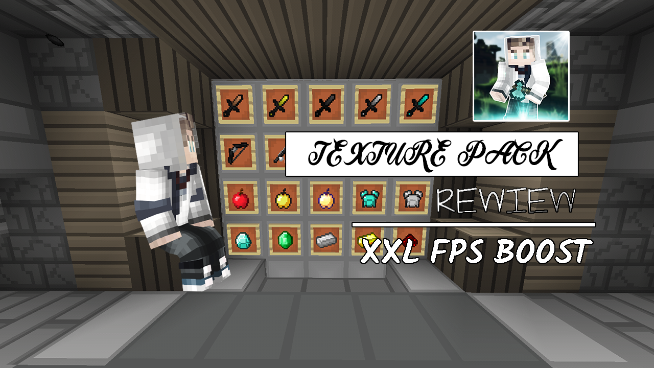 TOP 3 MINECRAFT PE FPS BOOST PVP TEXTURE PACKS 2017! | FPS
