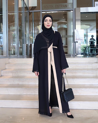 Heba Jay, Fashion Blogger Amerika