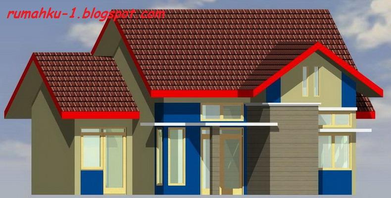 rumahku-1: cara menghitung biaya membangun rumah minimalis