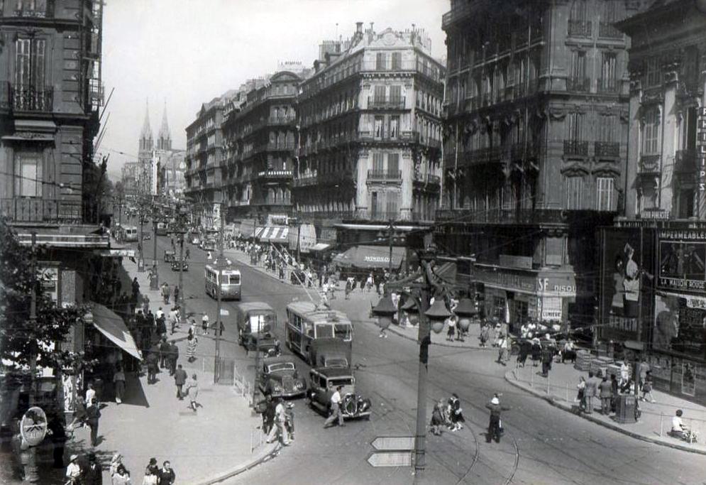 Canebière Marseille