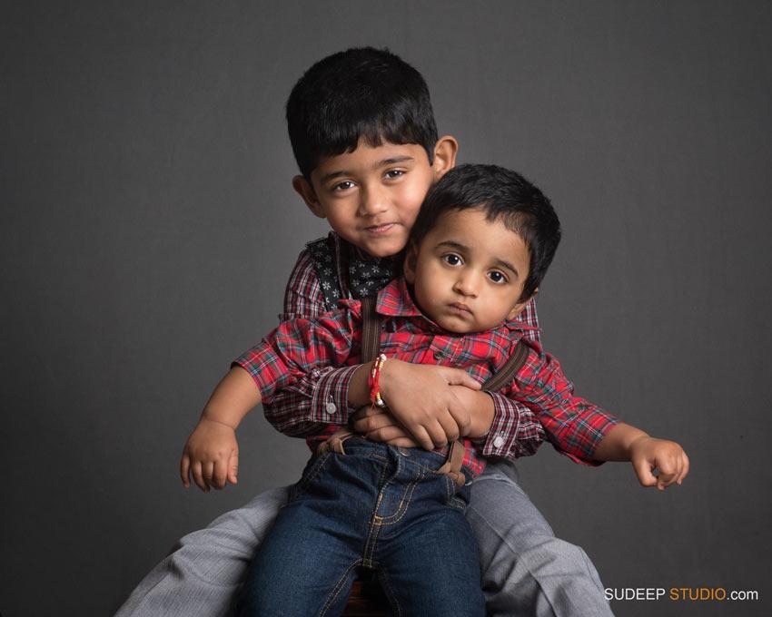 Indian Family Children Portraits - SudeepStudio.com Ann Arbor Children Portrait Photographer