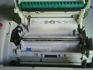 isi ulang refill tinta fax panasonic kx-fp701