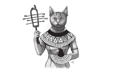 猫_エジプト2